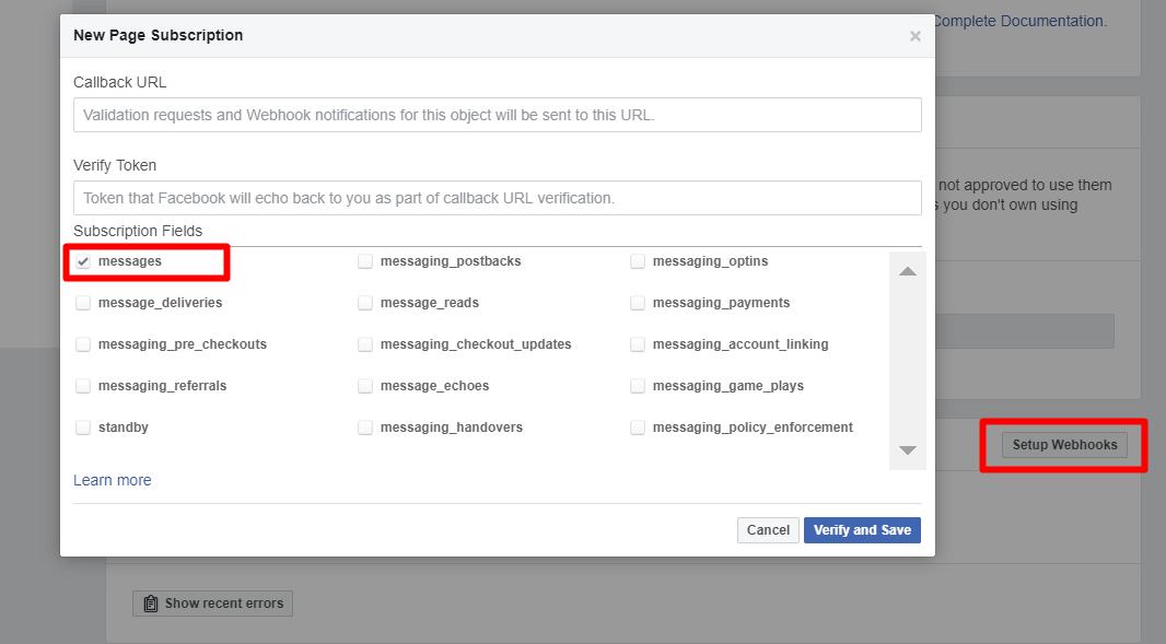 Building and Publishing your Messenger Bot – Harshad Ranganathan